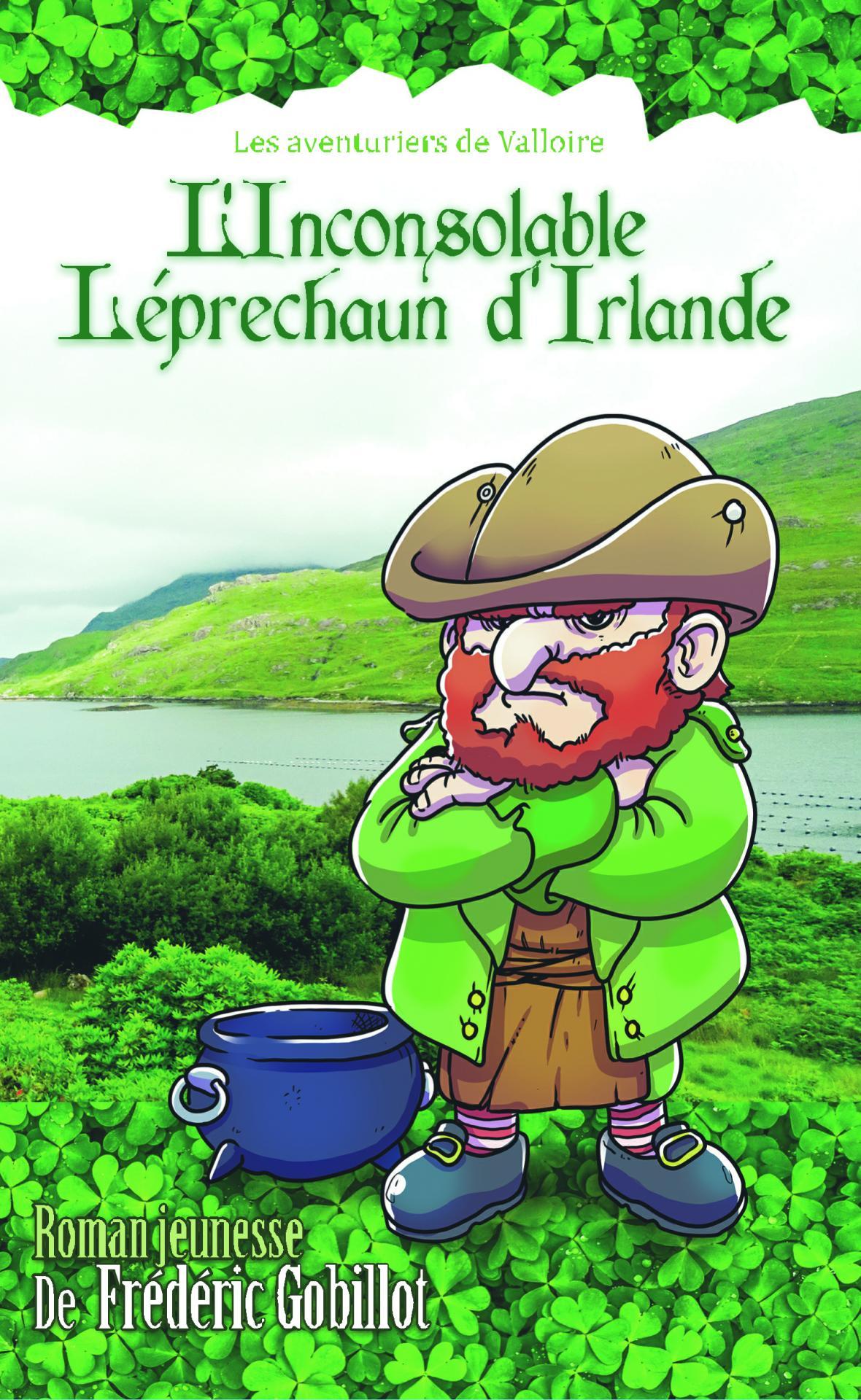 Adv6 l inconsolable leprechaun d irlande