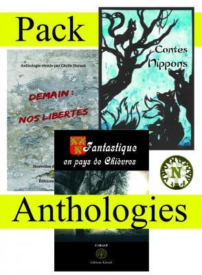 Pack anthologie