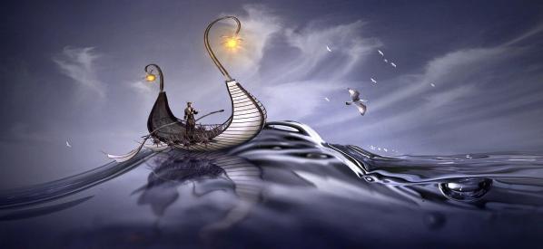 Voyage gondole